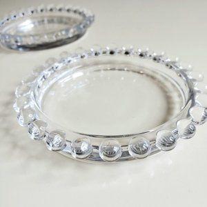 *NEW* Jewelry Holders Glass Trays